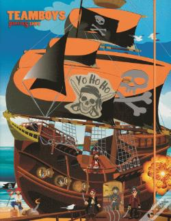 Wook.pt - Teamboys My House - Pirates Ships