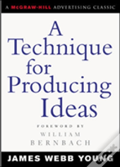Technique For Producing Ideas