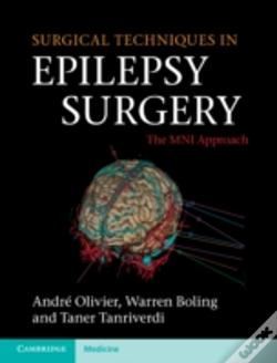 Wook.pt - Techniques In Epilepsy Surgery
