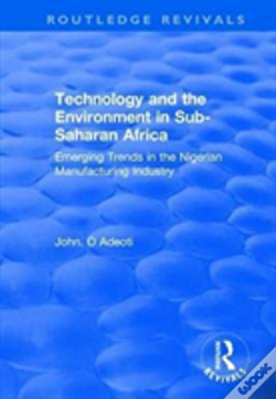 Wook.pt - Technology And The Environment In S