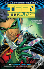 Teen Titans Vol 1 Damian Knows Best