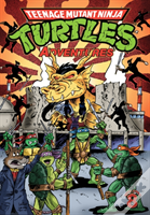 Teenage Mutant Ninja Turtles Adventures Volume 8