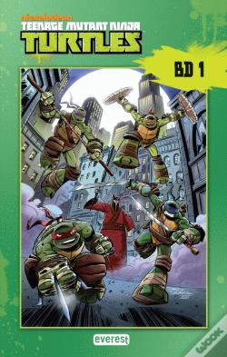 Wook.pt - Teenage Mutant Ninja Turtles BD1