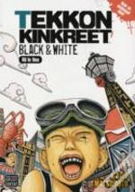 Tekkon Kinkreetblack And White