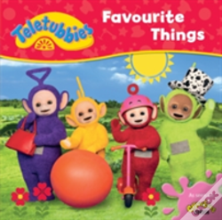 Wook.pt - Teletubbies: Favourite Things
