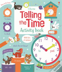 Wook.pt - Telling The Time Activity Book