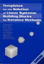 Templates For The Solution Of Linear Systems