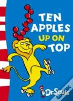 Ten Apples Up On Topgreen Back Book