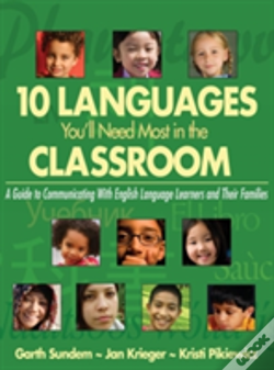 Wook.pt - Ten Languages You'Ll Need Most In The Classroom