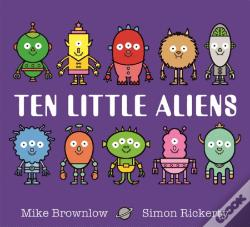 Wook.pt - Ten Little Aliens