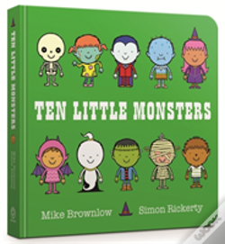 Wook.pt - Ten Little Monsters