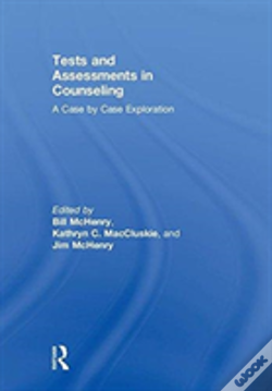 Wook.pt - Tests And Assessments In Counseling