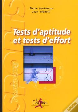 Wook.pt - Tests D'Aptitude Et Tests D'Effort