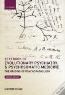 Wook.pt - Textbook Of Evolutionary Psychiatry & Ps