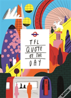 Wook.pt - Tfl Quote Of The Day