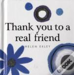 Thank You To A Real Friend