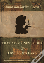 'That Affair Next Door' And 'Lost Man'S Lane'