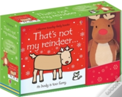 Wook.pt - That'S Not My Reindeer Book And Toy