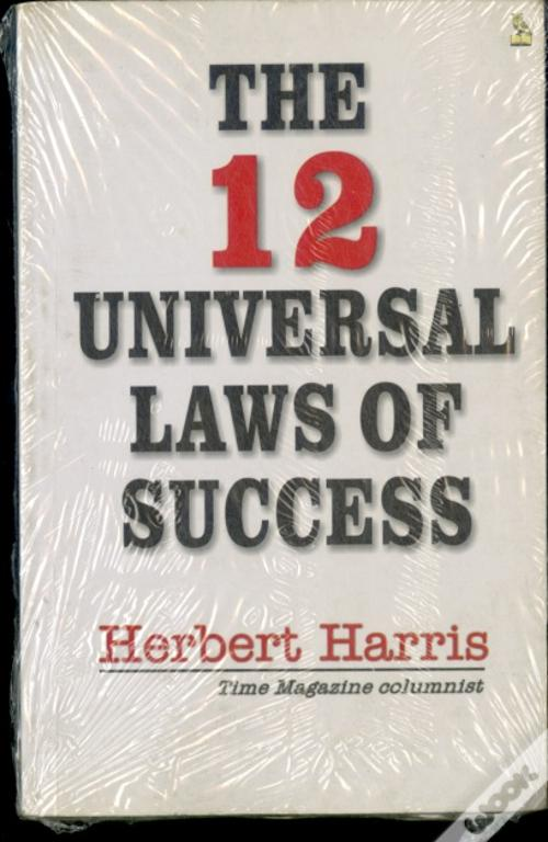 The 12 Universal Laws Of Success - Livro - WOOK