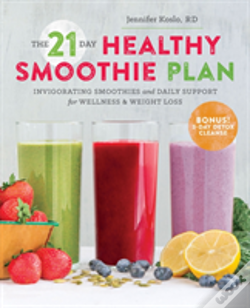 Wook.pt - The 21-Day Healthy Smoothie Plan