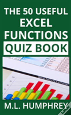 Wook.pt - The 50 Useful Excel Functions Quiz Book