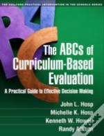 The Abcs Of Curriculum-Based Evaluation