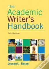 The Academic Writer'S Handbook Plus New Mycomplab With Pearson Etext