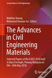 The Advances In Civil Engineering Materials