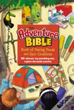 The Adventure Bible Book Of Daring Deed