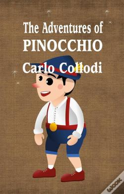 Wook.pt - The Adventures Of Pinocchio