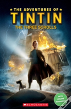 Wook.pt - The Adventures Of Tintin: The Three Scrolls