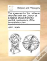 The Agreement Of The Lutheran Churches W