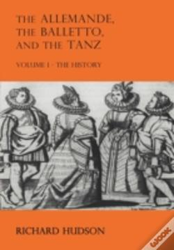 Wook.pt - The Allemande And The Tanz