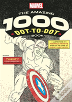 The Amazing Marvel 1000 Dot To Dot Book
