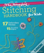 The Amazing Stitching Handbook For Kids