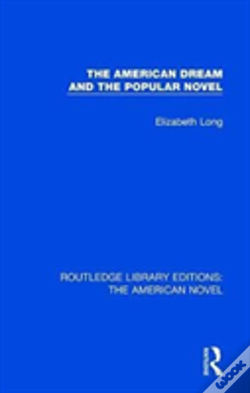 Wook.pt - The American Dream And The Popular Novel