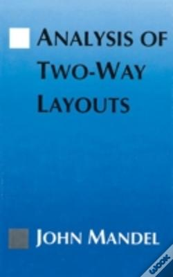 Wook.pt - The Analysis Of Two-Way Layouts