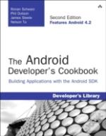 The Android Developer'S Cookbook