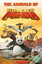The Animals Of Kung Fu Panda - Book And Audio Cd