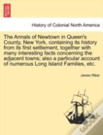 The Annals Of Newtown In Queen'S County,