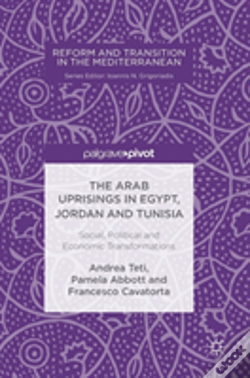 Wook.pt - The Arab Uprisings In Egypt, Jordan And Tunisia