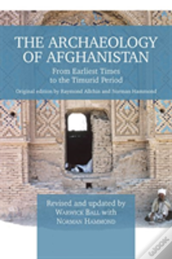 Wook.pt - The Archaeology Of Afghanistan