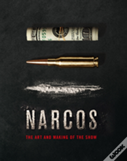 Wook.pt - The Art And Making Of Narcos