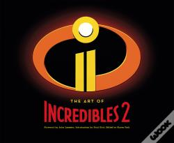 Wook.pt - The Art Of Incredibles 2