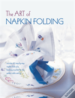 Wook.pt - The Art Of Napkin Folding