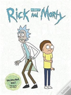 Wook.pt - The Art Of Rick And Morty
