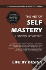 The Art Of Self Mastery And Personal Development Journal, Undated 53 Weeks Self-Help Write-In Notebook, A5 (Brown)