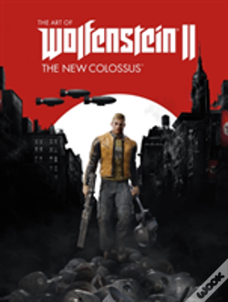 Wook.pt - The Art Of Wolfenstein Ii