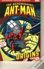 The Astonishing Ant-Man: Origins