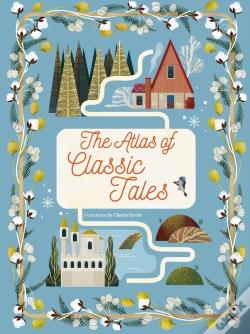 Wook.pt - The Atlas Of Classic Tales